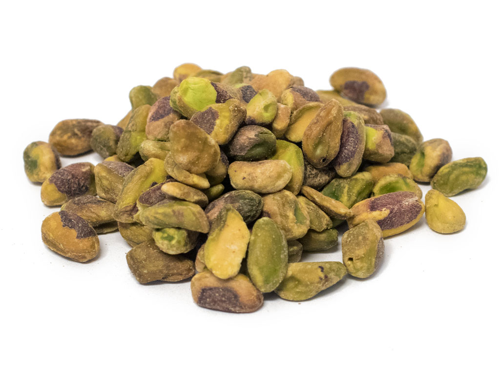 Roasted Pistachios with no Salt