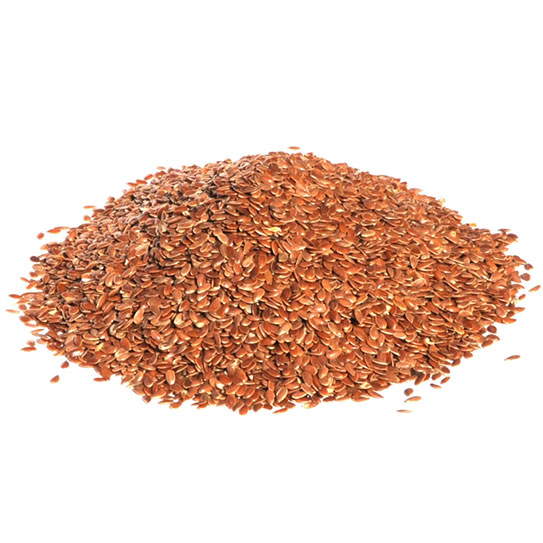 Whole Brown Flax Seeds