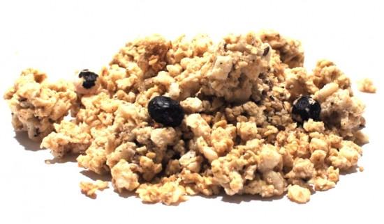 Granola, Blueberry Flax