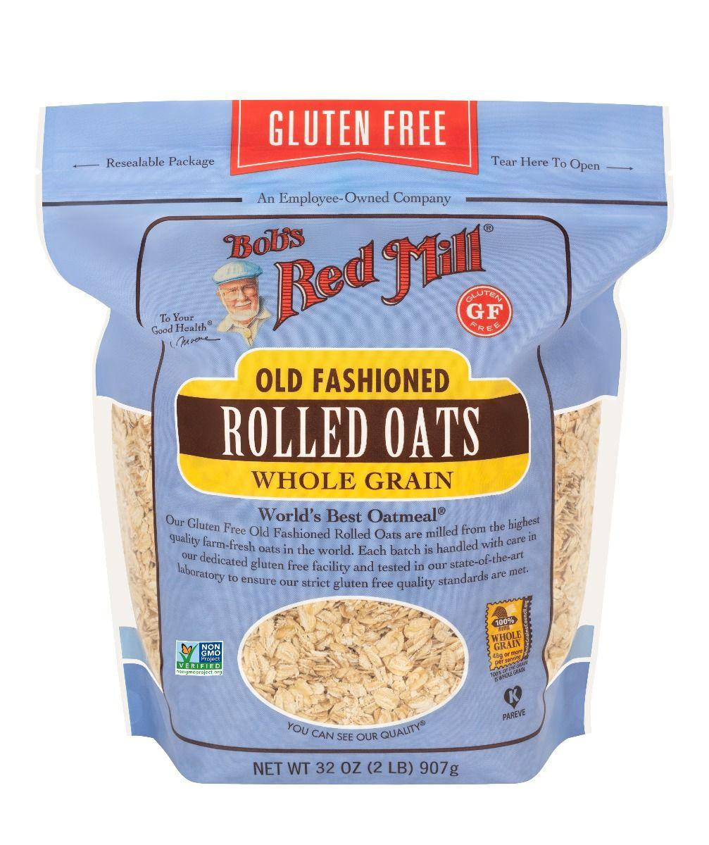 Oats, Gluten Free