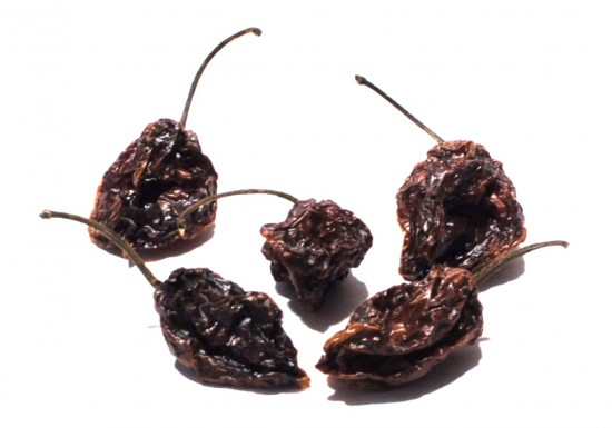 Habanero Chile Pods