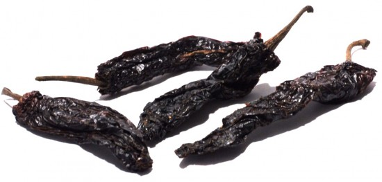 Oaxacan Chile Pods