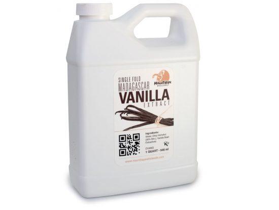 Vanilla Extract - Quart