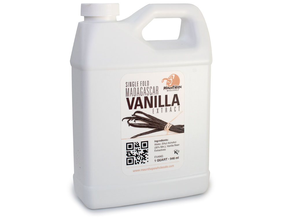 Vanilla Extract - Quart