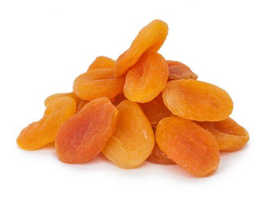 Apricot, Sulphured