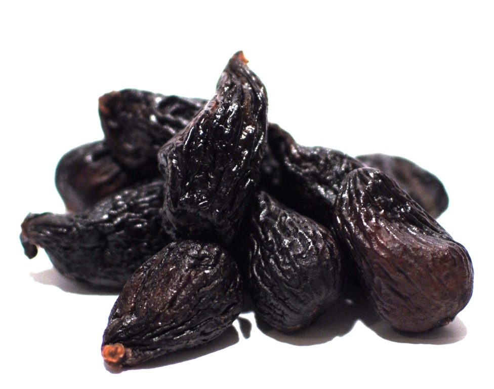 Whole Black Mission Figs