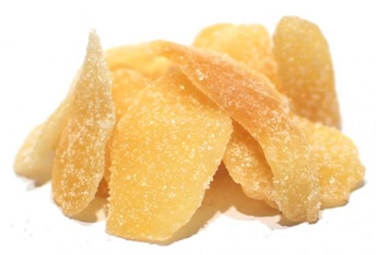 Ginger, Crystalized
