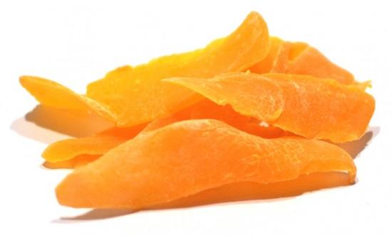 Mango, Slices Sulphured
