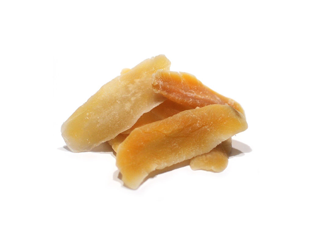 Natural Mango Slices