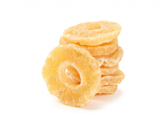 Pineapple, Rings Sulphured