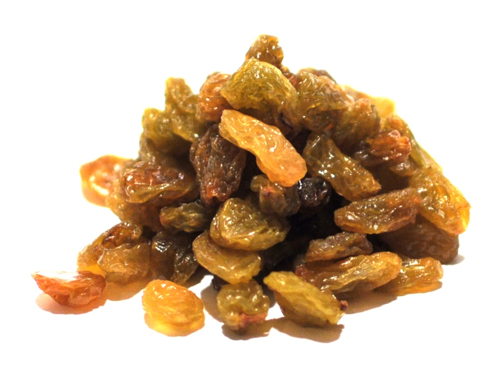 Gold Raisins