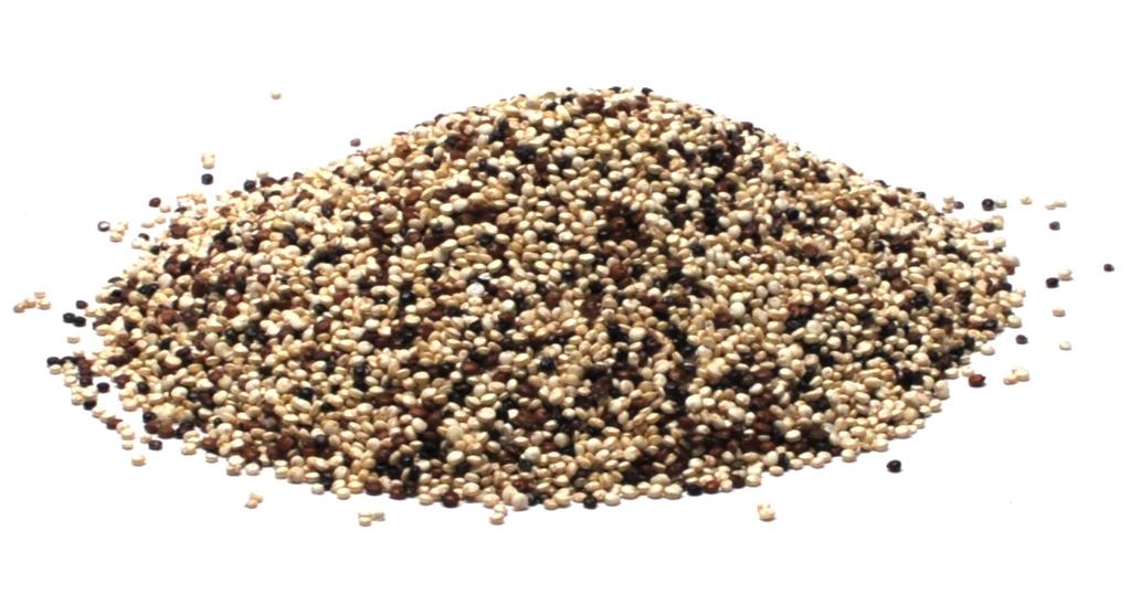 Tri-colored Quinoa, Gluten-free and nutritious