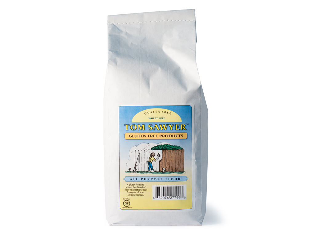 Tom Sawyer Gluten Free Flour