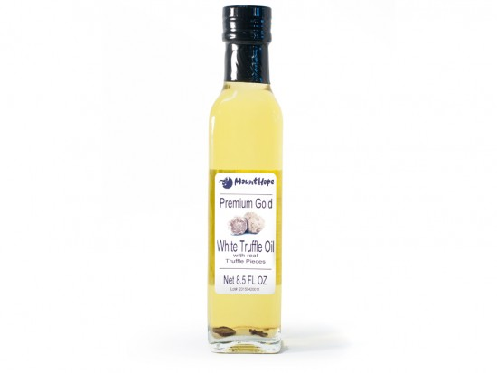 White Truffle Oil (Premium Gold)