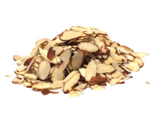 Almond, Sliced Natural