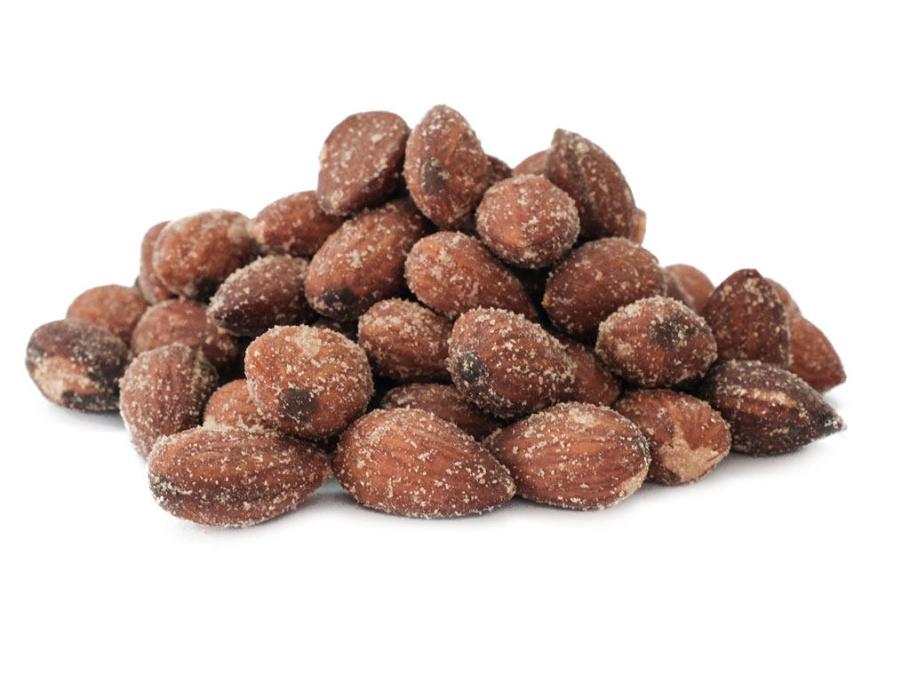 Salted & Smoked Almonds
