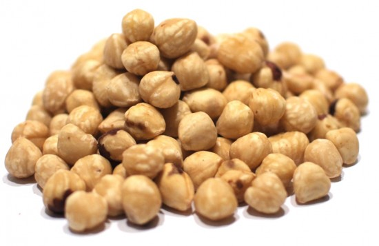 Hazelnut, Whole Blanched