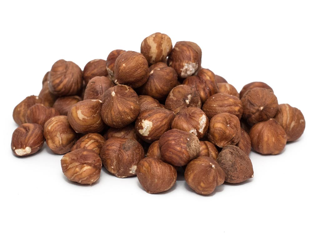 Whole Natural Hazelnuts