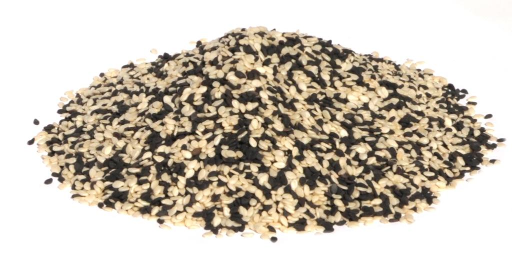 Tuxedo Sesame Seeds