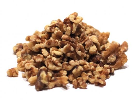 Walnut, Halves and Pieces