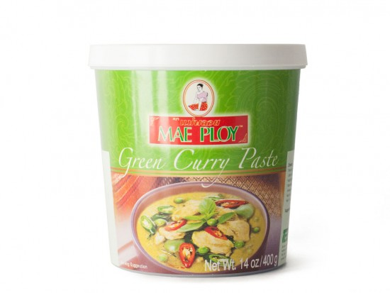 Curry Paste, Green