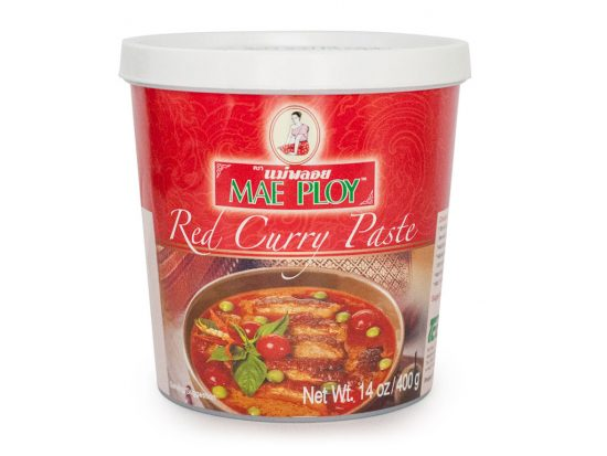 Curry Paste, Red