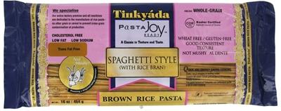 Brown Rice Pasta (Spaghetti)