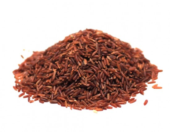 Himalayan Style Red Rice