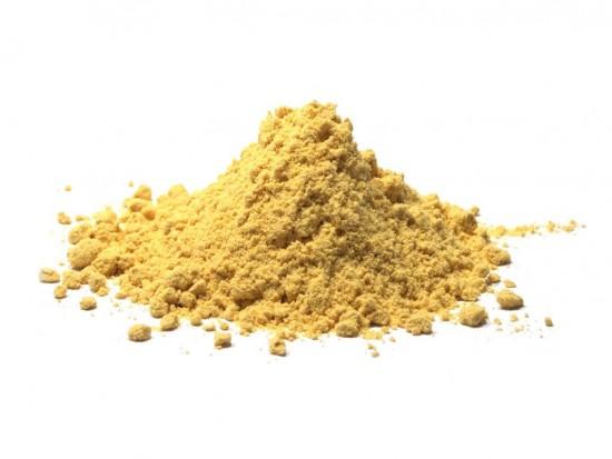 Mustard, Yellow Ground