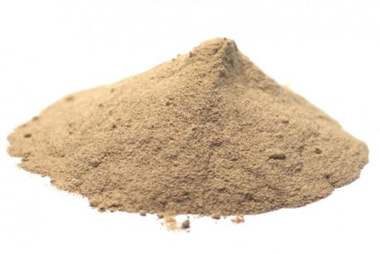 Pepper, White Ground