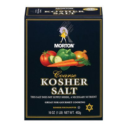 Salt, Kosher