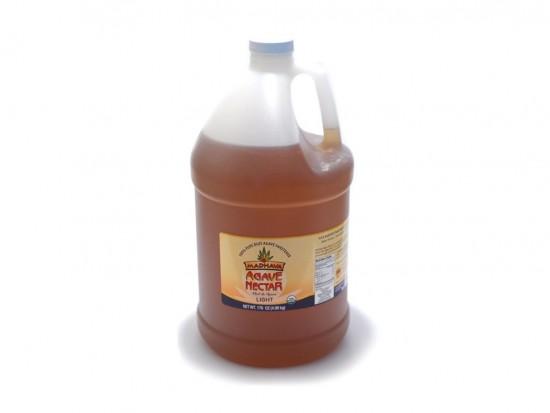 Agave Nectar, Light Gallon – Organic
