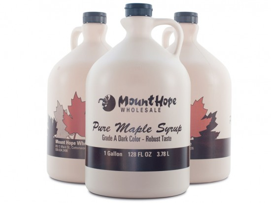 Maple Syrup Gallon