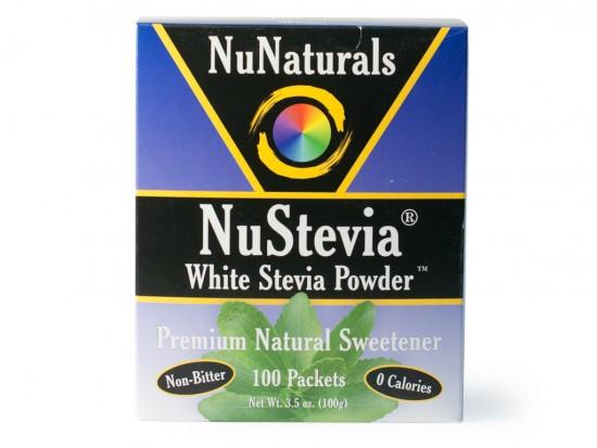 Stevia, Packets