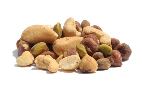 Deluxe Nut Mix, Roasted no Salt
