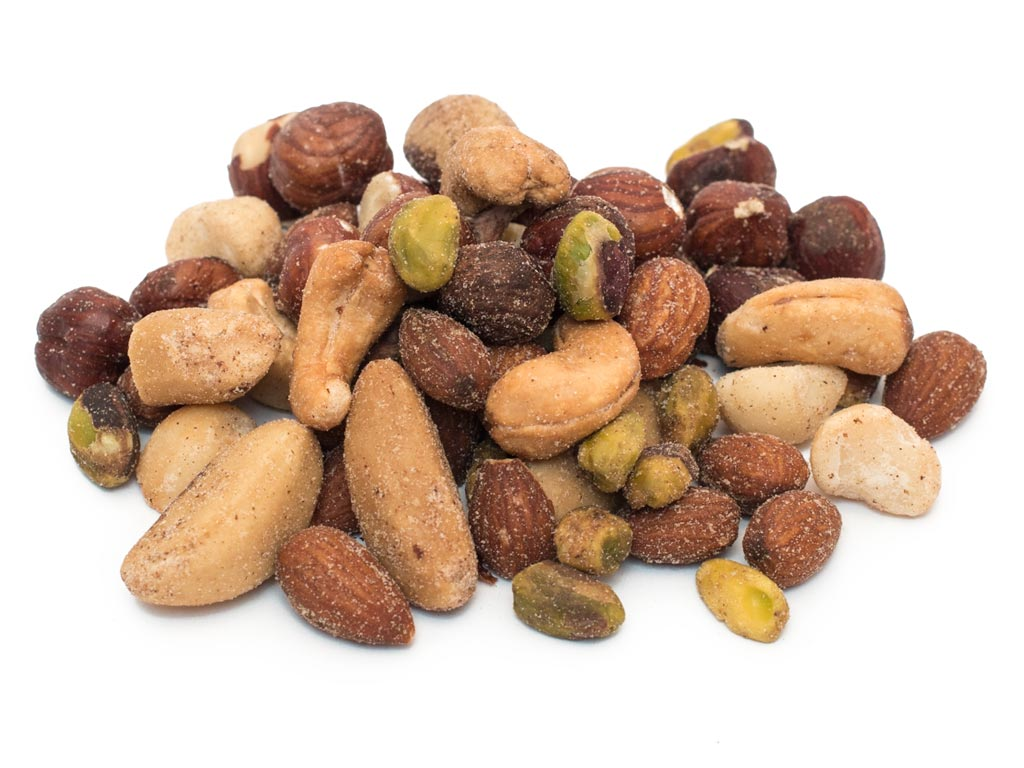 Deluxe Roasted Salted Nut Mix