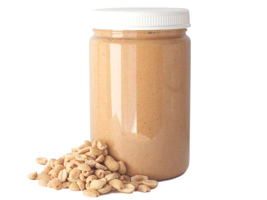 Fresh Ground Unsalted Peanut Butter