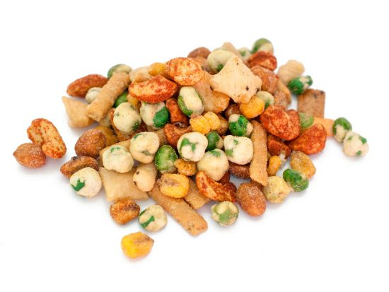 Spicy Sonoran Snack Mix