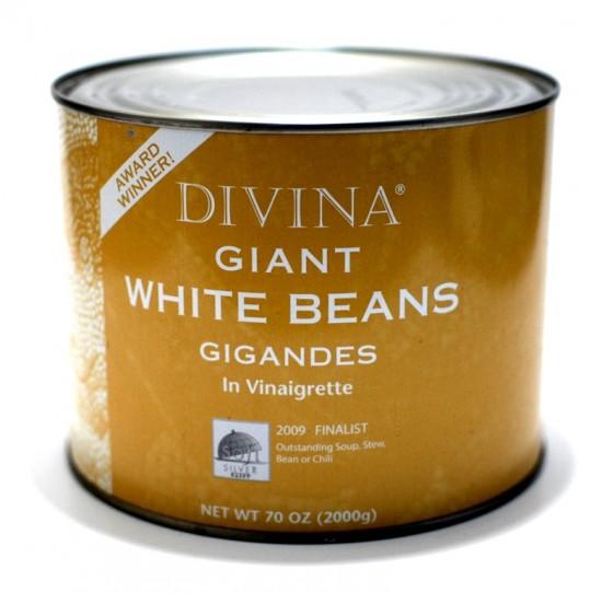 Divina Giant White Beans