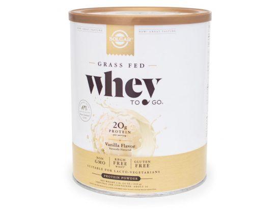 Whey to Go Protein Powder – Vanilla