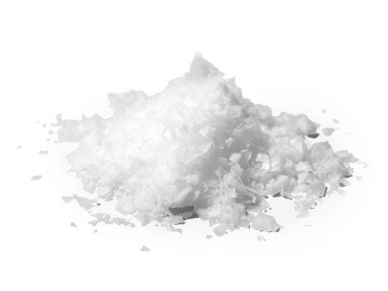 Sea Salt, Cyprus Flakes