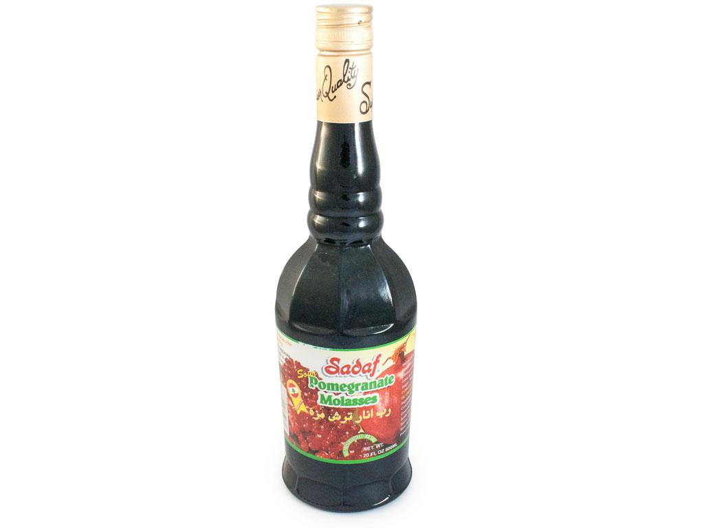 Sour Pomegranate Molasses