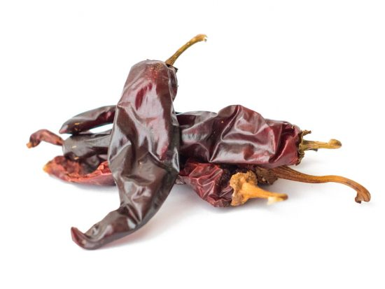 New Mexico Chile Pods, Hot Red