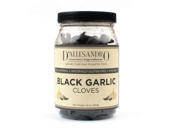 Garlic, Black Cloves