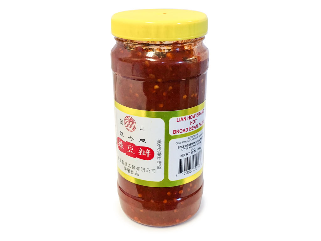 Hot Broad Bean Paste