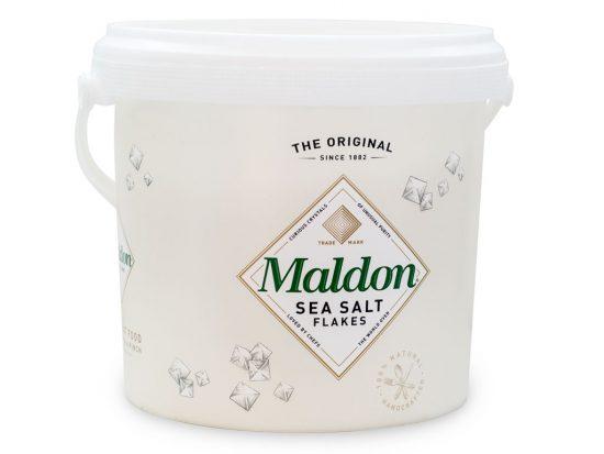 Sea Salt, Maldon Flake