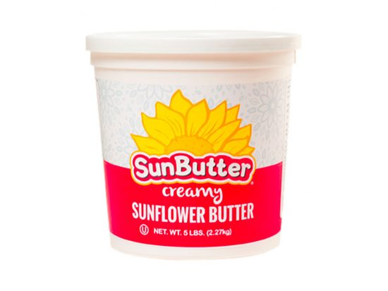 Sunflower Butter – Creamy
