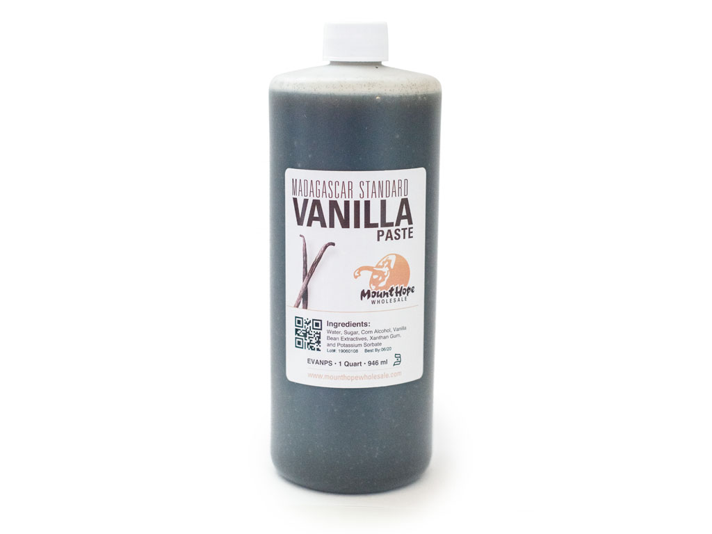 Standard Madagascar Vanilla Paste