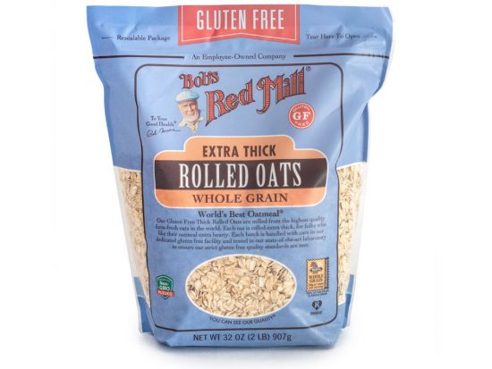 Extra Thick Gluten Free Oats